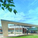 Colin Powell Middle School / Legat  (11) Rendering