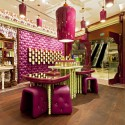 Penhaligons Flagship Boutique / Jenner Studio (15) © Michael Franke
