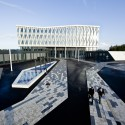 Viborg Town Hall / Henning Larsen Architects (1) Thorbjoern Hansen Kontraframe
