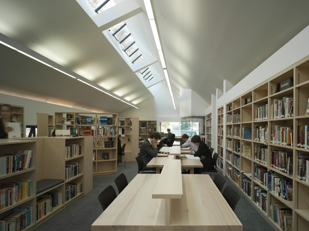 Kings College Library / Mitchell Taylor Workshop