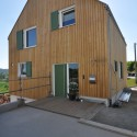 Wooden House K / partnerundpartner-architekten (8) © partnerundpartner-architekten