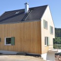 Wooden House K / partnerundpartner-architekten (3) © partnerundpartner-architekten