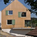 Wooden House K / partnerundpartner-architekten (2) © partnerundpartner-architekten