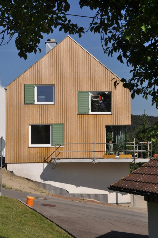 Wooden House K / partnerundpartner-architekten