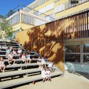 Sant Gregori School Remodelling and Extension / Coll-Leclerc Arquitectos (36)  Jose Hevia
