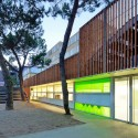 Sant Gregori School Remodelling and Extension / Coll-Leclerc Arquitectos (34)  Jose Hevia