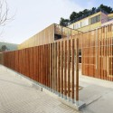 Sant Gregori School Remodelling and Extension / Coll-Leclerc Arquitectos (12)  Jose Hevia