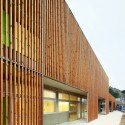 Sant Gregori School Remodelling and Extension / Coll-Leclerc Arquitectos (10)  Jose Hevia