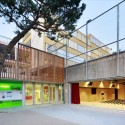 Sant Gregori School Remodelling and Extension / Coll-Leclerc Arquitectos (7)  Jose Hevia
