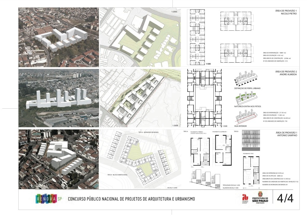 "MSA+PMA Architecture's Winning Proposal for the Regeneration of ""Cabuço de Baixo 5"""
