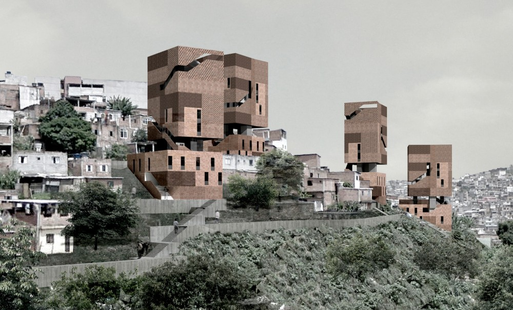 MSA+PMA Architecture&#8217;s Winning Proposal for the Regeneration of Cabuo de Baixo 5