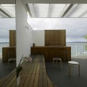 Darling Point Penthouse / Christopher Polly Architect  (7) © Brett Boardman