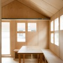 Liina Transitional Shelter / Aalto University Wood Program  (2) Courtesy of Aalto University Wood Program