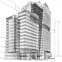 curtain wall sketch curtain wall sketch