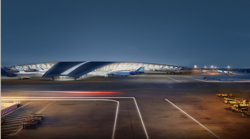 Kuwait International Airport / Foster + Partners