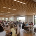 Kent Denver Dining Hall / Semple Brown Design (3) © Ron Pollard Photography