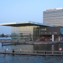 3XN Celebrates 25years of Design Excellence (9) Muziekgebouw © Andrea Giannotti