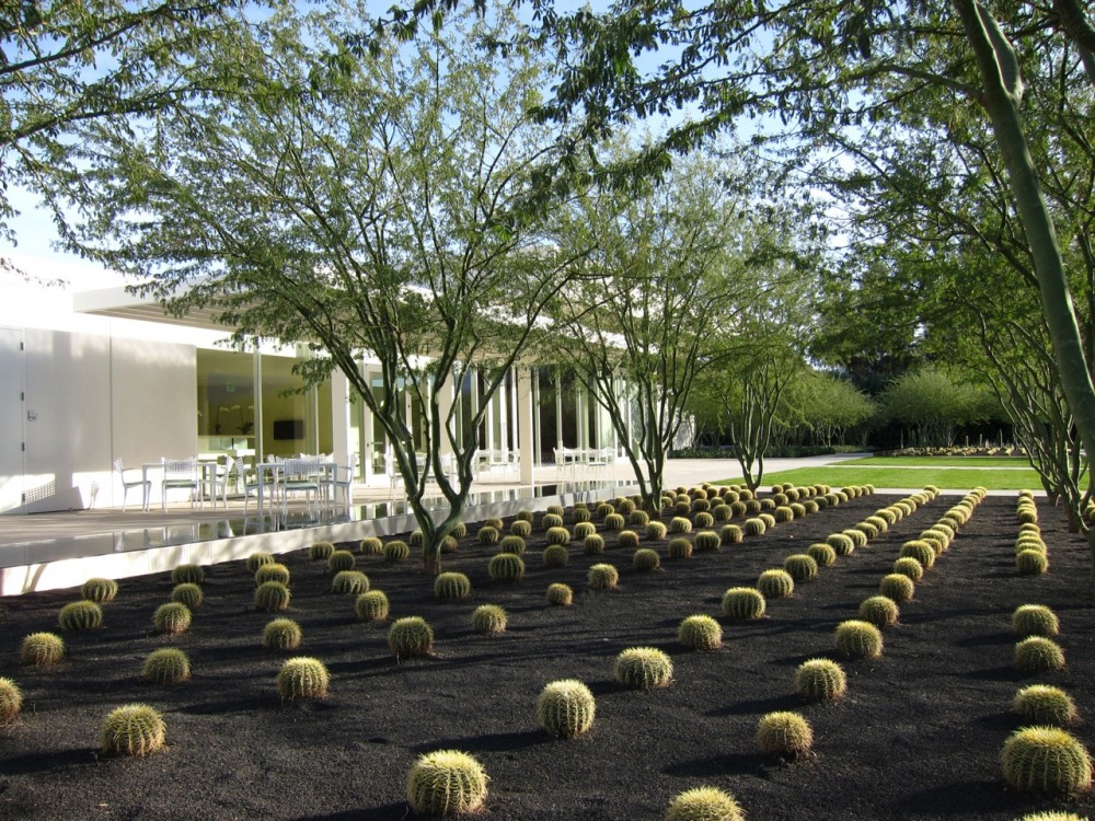 Sunnylands Center and Gardens / The Office of James Burnett , Frederick Fisher + Partners