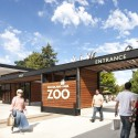 Woodland Park Zoo New West Entry / Weinstein A|U (4)  Lara Swimmer