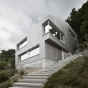 Single Family House / Andreas Fuhrimann, Gabrielle Hchler Architekten  (2) Valentin Jeck