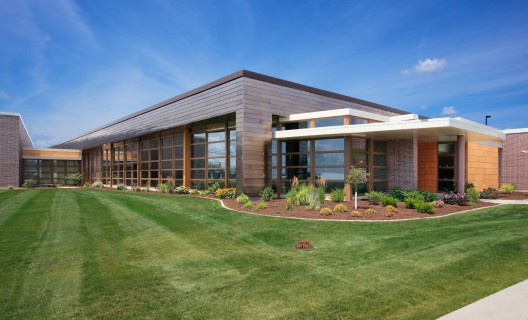 Kirkwood Horticulture Building / OPN Architects (1) © Wayne Johnson, Main Street Studio