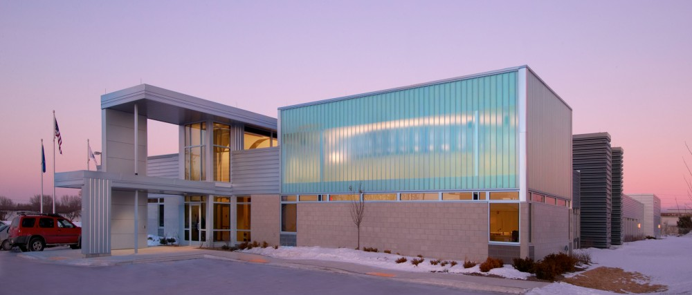 Sheboygan Police Department / Zimmerman Architectural Studios