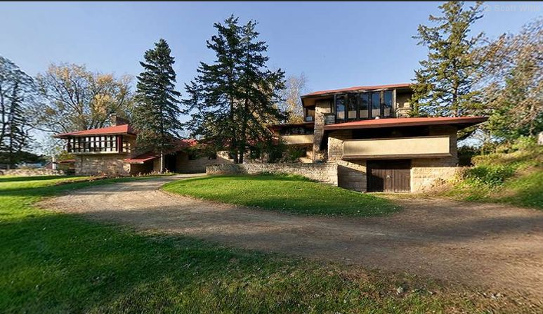 Taliesin &#8211; A Guided 360 Virtual Tour