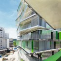 Villiot-Rapée Apartments / HAMONIC + MASSON (24) © Grazia