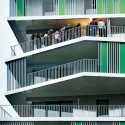 Villiot-Rapée Apartments / HAMONIC + MASSON (12) © Grazia