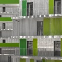 Villiot-Rapée Apartments / HAMONIC + MASSON (10) © Delangle