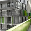 Villiot-Rapée Apartments / HAMONIC + MASSON (5) © Delangle