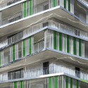 Villiot-Rapée Apartments / HAMONIC + MASSON (3) © Delangle
