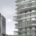 Villiot-Rapée Apartments / HAMONIC + MASSON (1) © Delangle