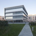 Pragal Civic Center and Almada Business Hotel / NLA - Nuno Lenidas Arquitectos (10) Jos manuel