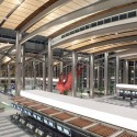 Sacramento International Airport / Corgan Associates with Fentress Architects (5) Jason A. Knowles  Fentress Architects