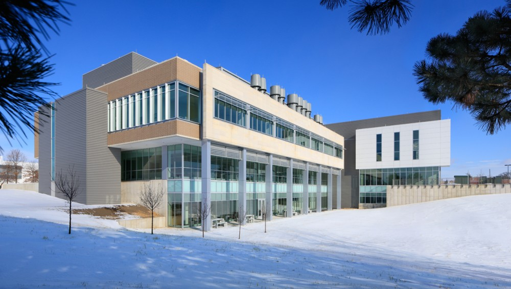 University Hygienic Laboratory / OPN Architects