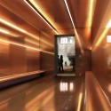 9 © Herzog and de Meuron.  Rendering for copper clad elevator.