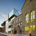 New Pavilion of Quebec and Canadian Art and Concert Hall / Provencher Roy + Associés Architects (14) © Tom Arban