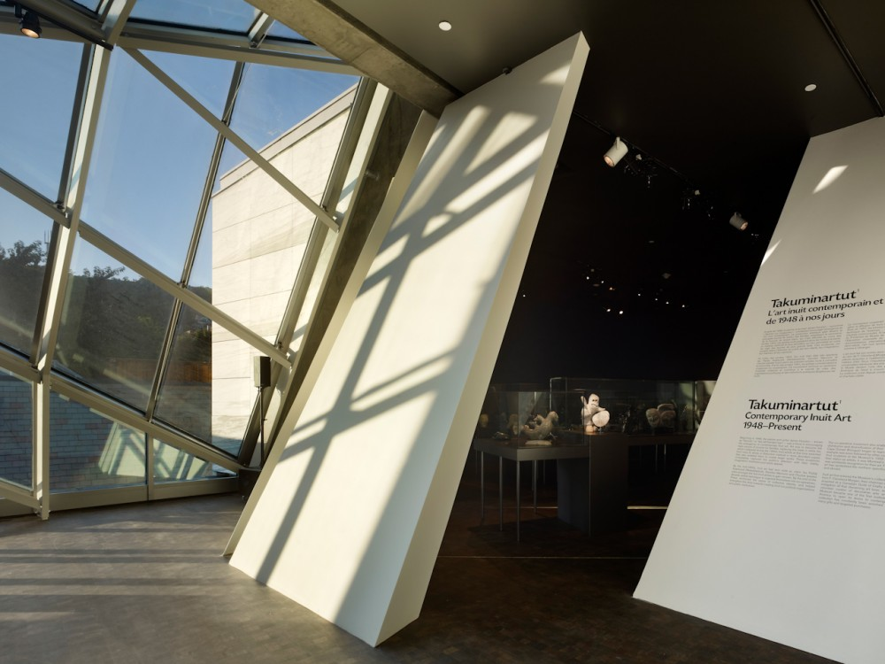 New Pavilion of Quebec and Canadian Art and Concert Hall / Provencher Roy + Associés Architects