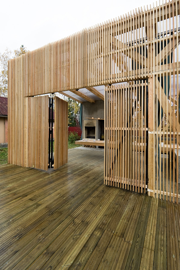 The Arbor / Kerimov + Prishin Architects