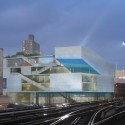 Steven Holl Architects' Campbell Sports Center Breaks Ground at Columbia University (6) Courtesy of Steven Holl Architects