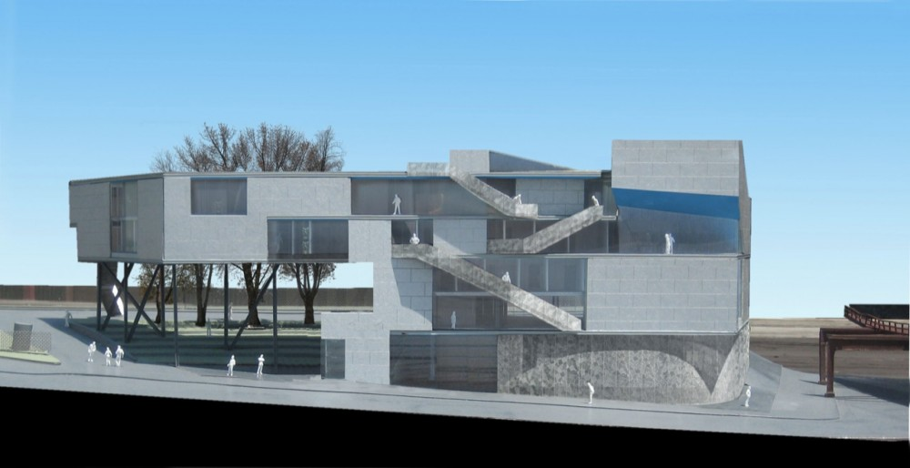Steven Holl Architects' Campbell Sports Center Breaks Ground at Columbia University