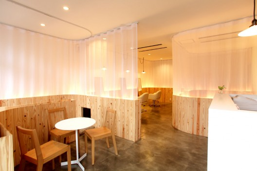 Hair Very Salon / MAKER | ArchDaily