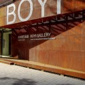 BOYI Gallery / Tao Lei Architect Studio (10) Courtesy of Tao Lei Architect Studio