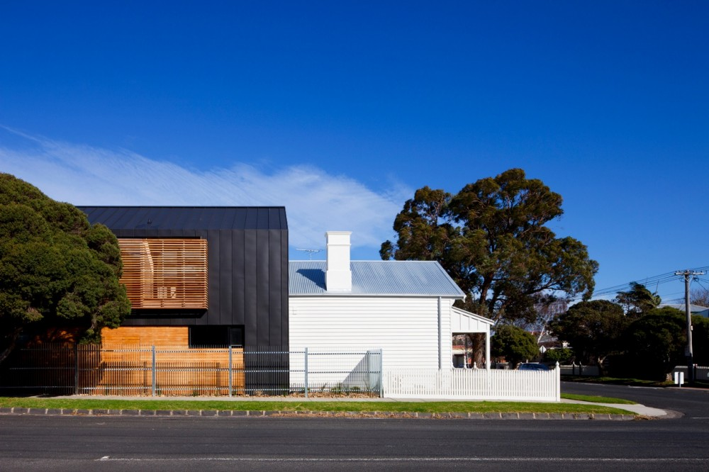 Elsternwick House / Simon Couchman Architects