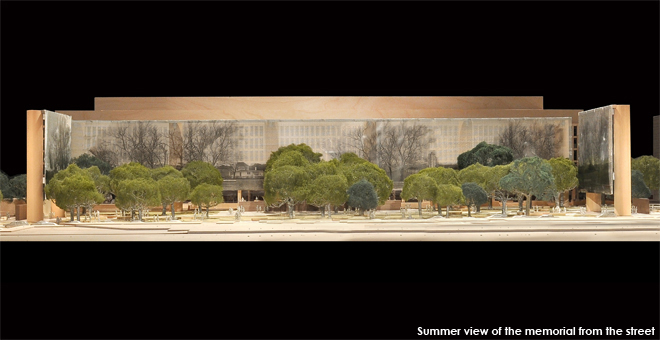 Gehry&#8217;s Eisenhower Memorial up for Debate