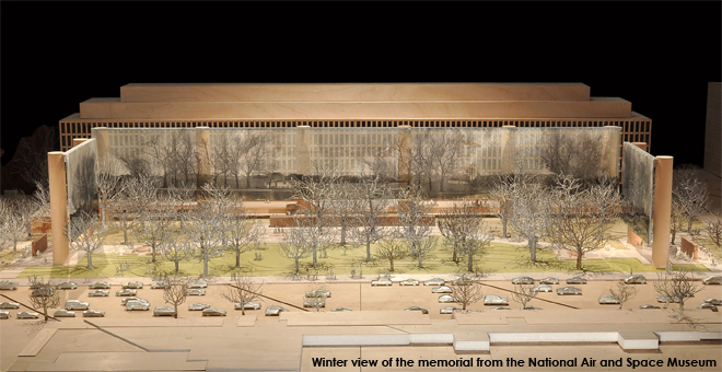 Gehry's Eisenhower Memorial up for Debate