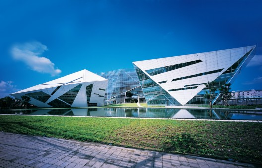 Bu landmark complex architects 49 archdaily for Bangkok architecture