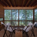 Cabin on Flathead Lake / Andersson Wise Architects (14) © Art Gray