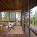 Cabin on Flathead Lake / Andersson Wise Architects (9) © Art Gray
